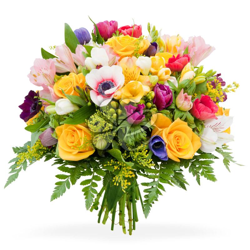 Bukiet dla Danuty - przesyłka kwiatowa - E-kwiaty