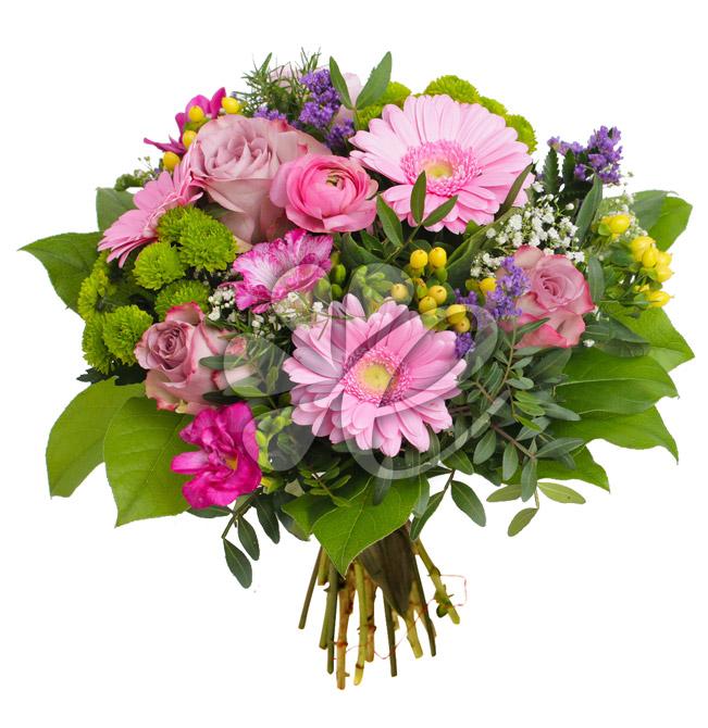 Kwiaty Moje Natchnienie - przesyłka kwiatowa - E-kwiaty