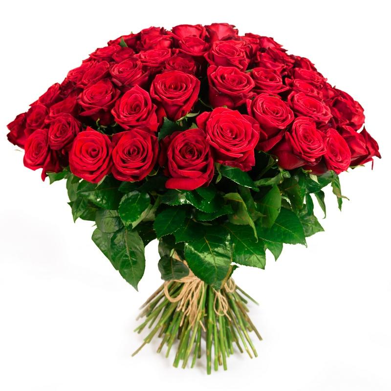 Bukiet od 5 do 200 róż - przesyłka kwiatowa - E-kwiaty